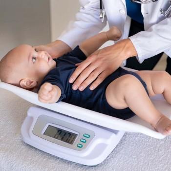 Pesos y estatura del bebé, niño y niña