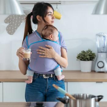 Idea de menú posparto. Mantener una alimentación sana tras dar a luz