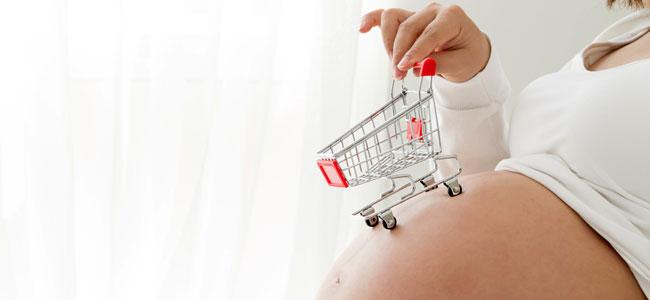 Lo que NO debes comprar para tu bebé