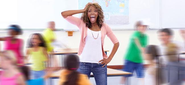5 trucos para que el profesor no pierda la paciencia