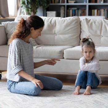 El cerebro de los niños no está listo para obedecer órdenes