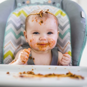 Trucos para no desperdiciar la comida de los niños