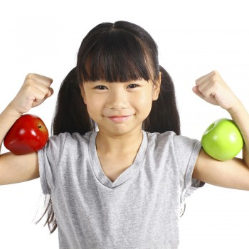 La importancia del colesterol en la infancia