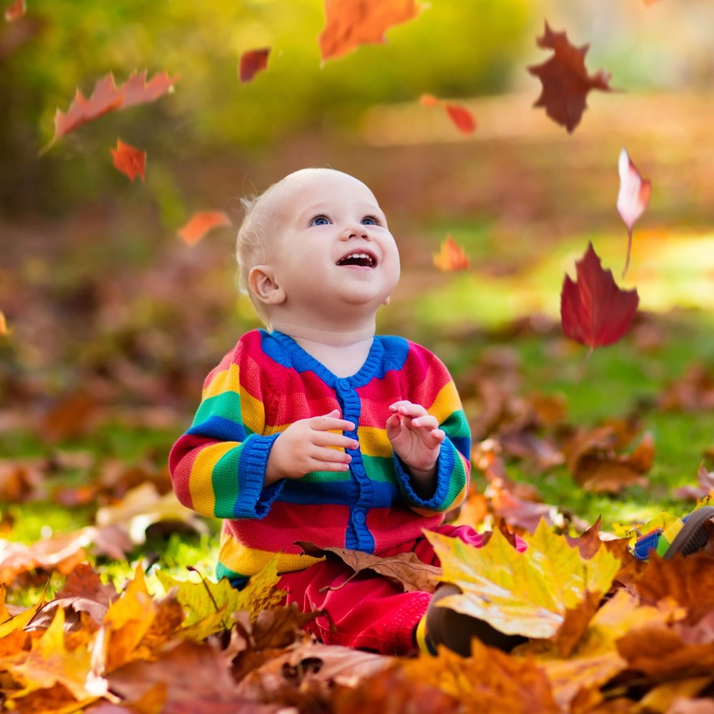 Cómo son los bebés nacidos en octubre