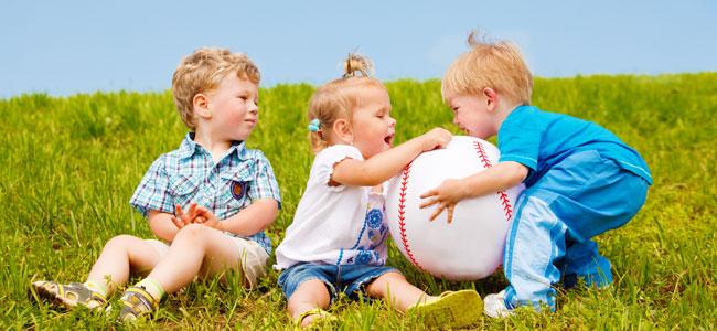 Come educare i bambini che prendono tutto rimuovi tutto per gli altri