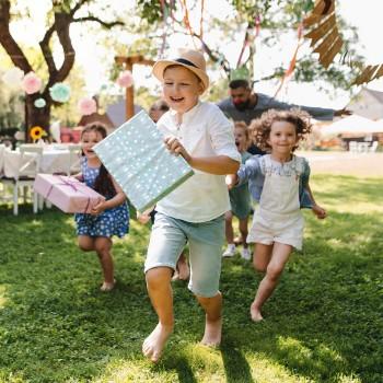 Juegos tradicionales para la fiesta de cumpleaños