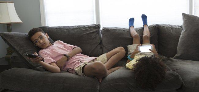 Por qué hay niños que no hacen nada en casa
