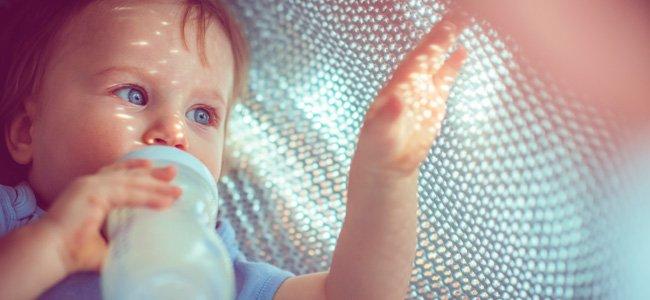Leches de crecimiento para bebés