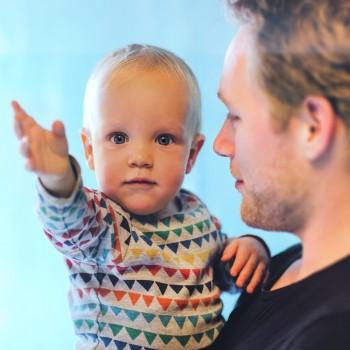 Cómo enseñarle a un bebé palabras nuevas