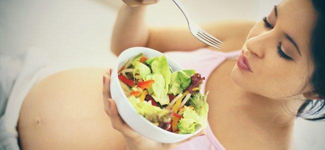 La dieta para evitar el estreñimiento en el embarazo