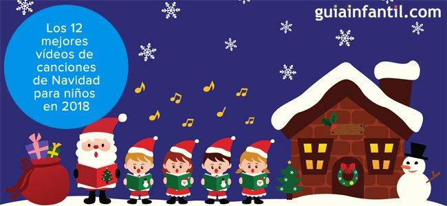 Escuchar Cancion Feliz Navidad.Los 12 Mejores Videos De Canciones De Navidad Para Ninos