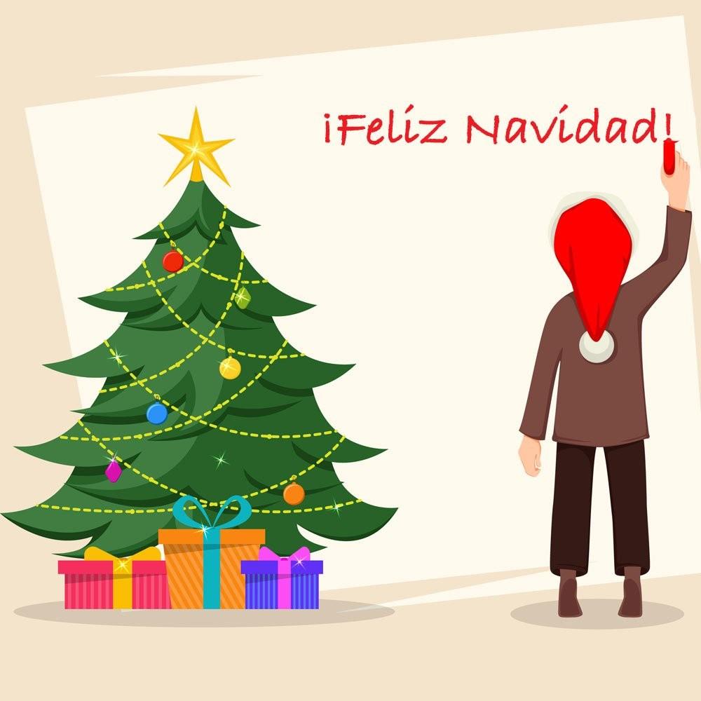 Felicitaciones Navidad Imagenes.21 Dedicatorias Cortas Para Felicitar La Navidad Con Los Ninos