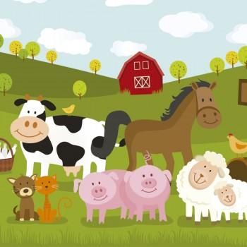 Juegos de onomatopeyas de animales en inglés para niños