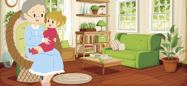 Cuento para niños sobre los recuerdos