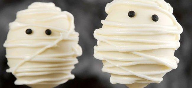 cake-pops de momias
