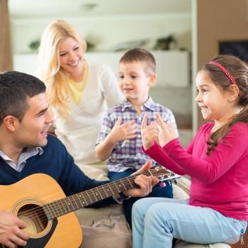 Canciones para aprender los números con los niños