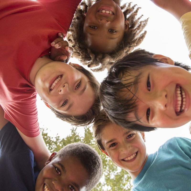 Cooperativos Divertidos 9 Trabajar Niños Juegos En Equipo Con Para 5jAqcS34RL