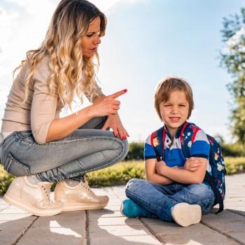 Cosas que no podemos obligar a los niños que hagan