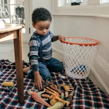 Fomentar la autonomía en los niños de 2 a 4 años
