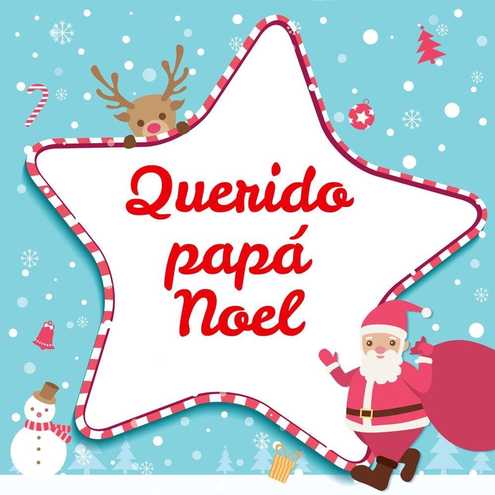 Cartas Para Papá Noel 6 Plantillas Para Imprimir A Los Niños