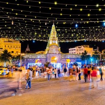 Los mejores mercadillos de Navidad en Colombia