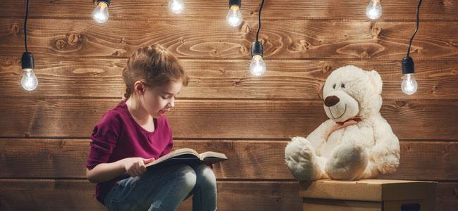 Los terribles efectos de la luz artificial en los niños
