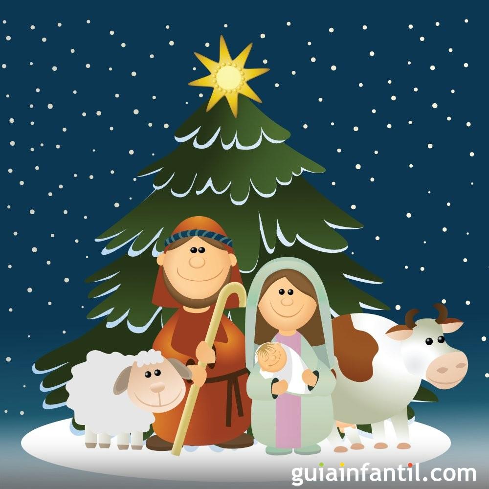 Fotos Del Nacimiento De Navidad.La Historia Se Repite Cuento De Navidad Sobre El Nacimiento