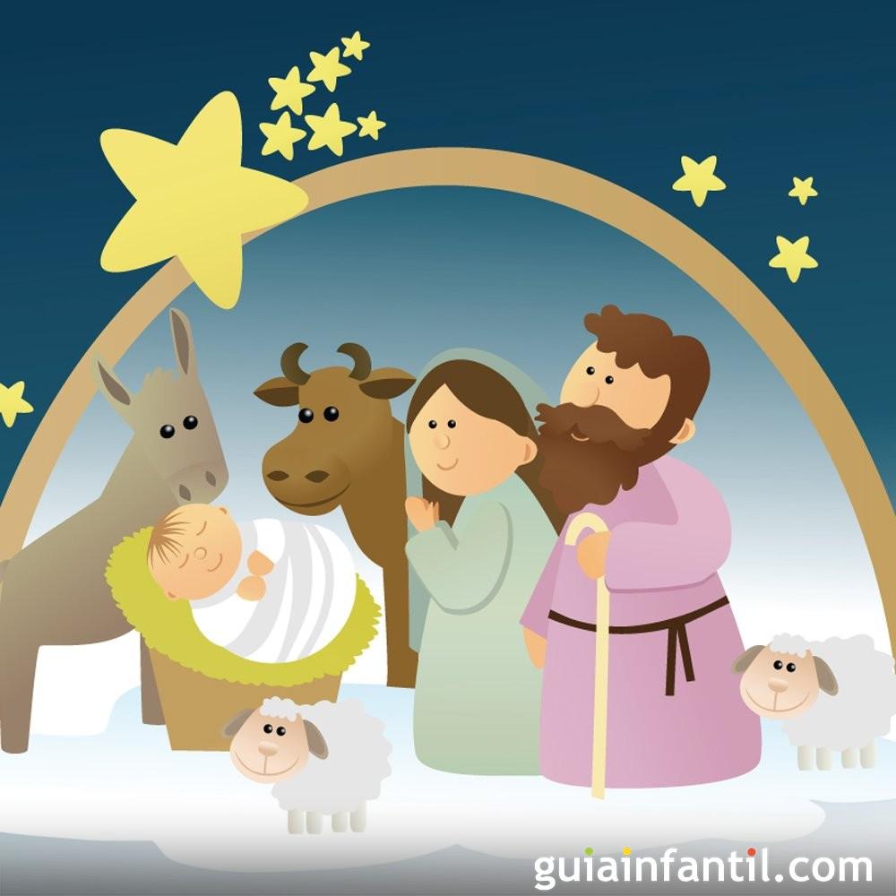 En Belén Nació Jesús Poema Para Niños Sobre El Origen De La Navidad