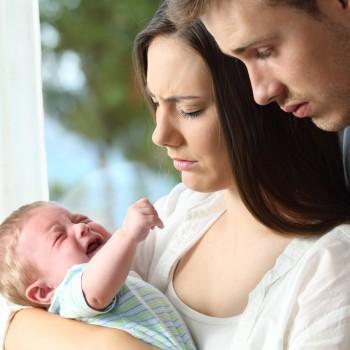 Cómo superar el miedo a no ser unos buenos padres