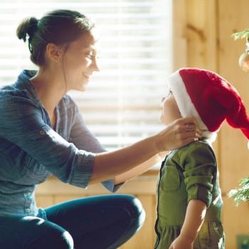 Los valores de la Navidad que te harán conectar con tu hijo