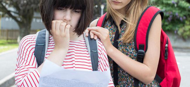 Qué hacer si el niño suspende