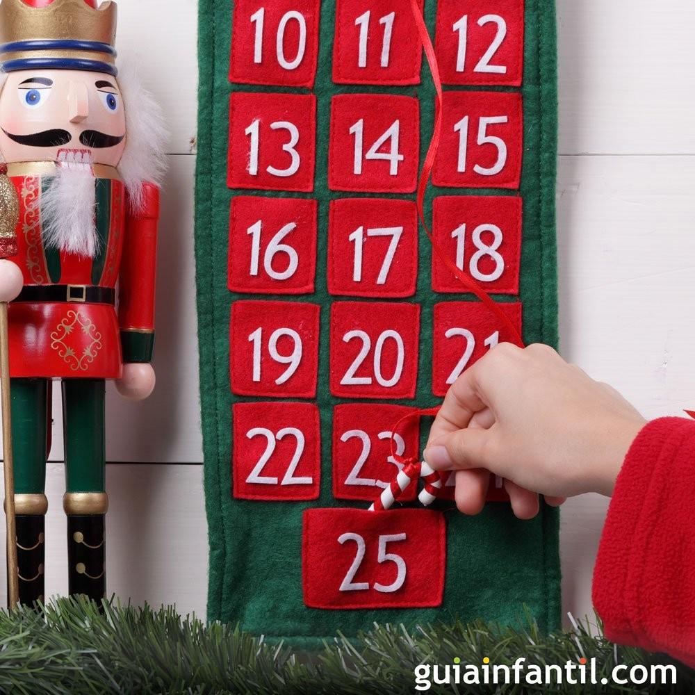 Qué Es El Calendario De Adviento Y Cómo Usarlo Con Los Niños
