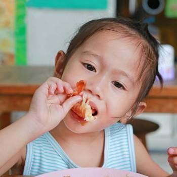 Cuándo pueden los niños comer marisco sin miedo a la reacción alérgica