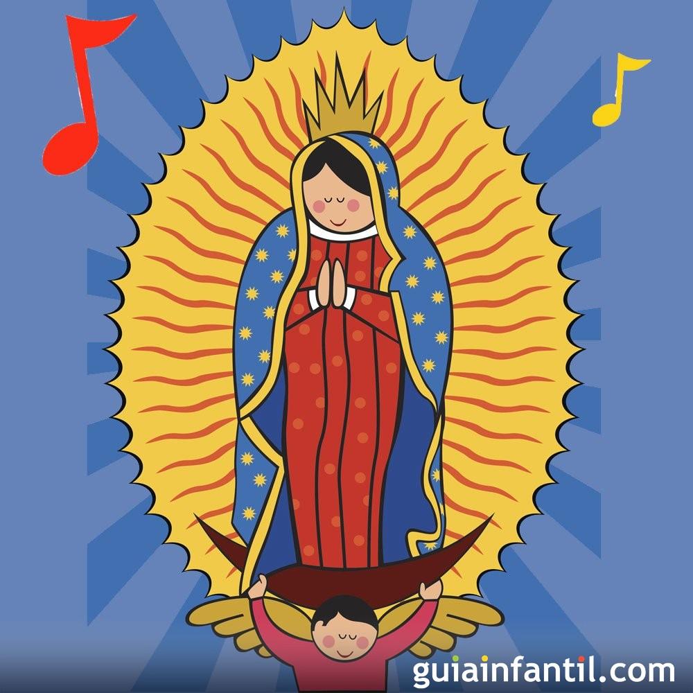 La Guadalupana Canción Mexicana A La Virgen De Guadalupe