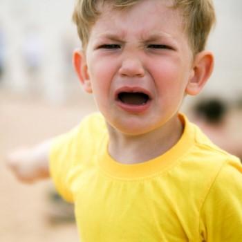 Estratégias para frenar la ira y la rabieta de los niños