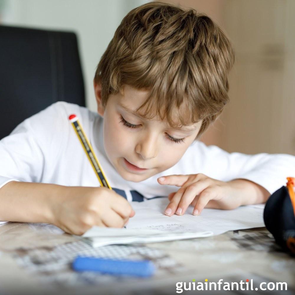 7. Propósito para Año Nuevo: hacer los deberes