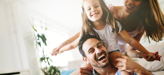 La receta mágica de una buena relación entre padres e hijos