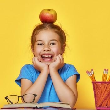 Alimentación saludable para niños en edad escolar