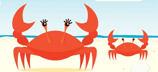 La cangreja consejera, poesía para niños