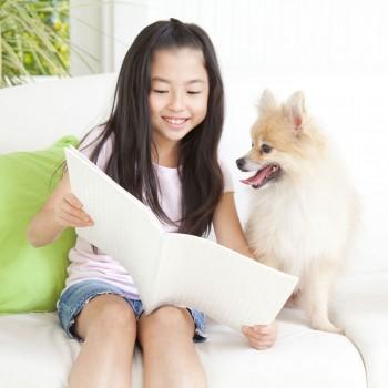 Beneficios de las terapias de lectura con perros