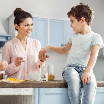 El papel de las vitaminas en la alimentación infantil