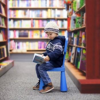 Por qué llevar a la biblioteca a los niños más a menudo