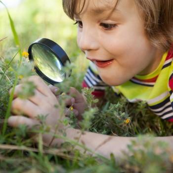 Por qué debes alegrarte de tener un hijo curioso