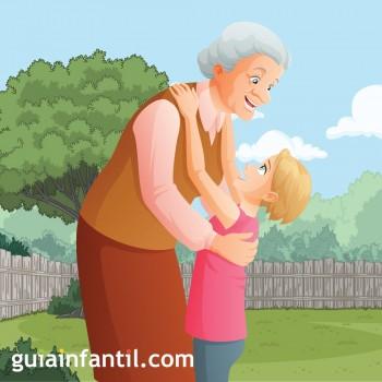 Gracias, bisabuela