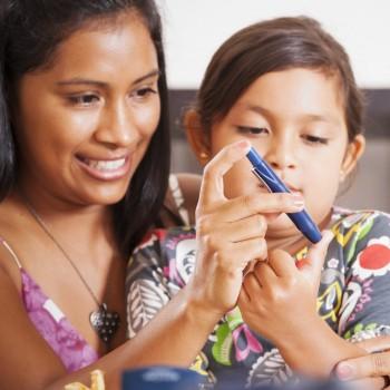 Terapia alternativa para tratar la diabetes infantil
