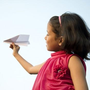 Cómo hacer los mejores aviones de papel. Origami para niños