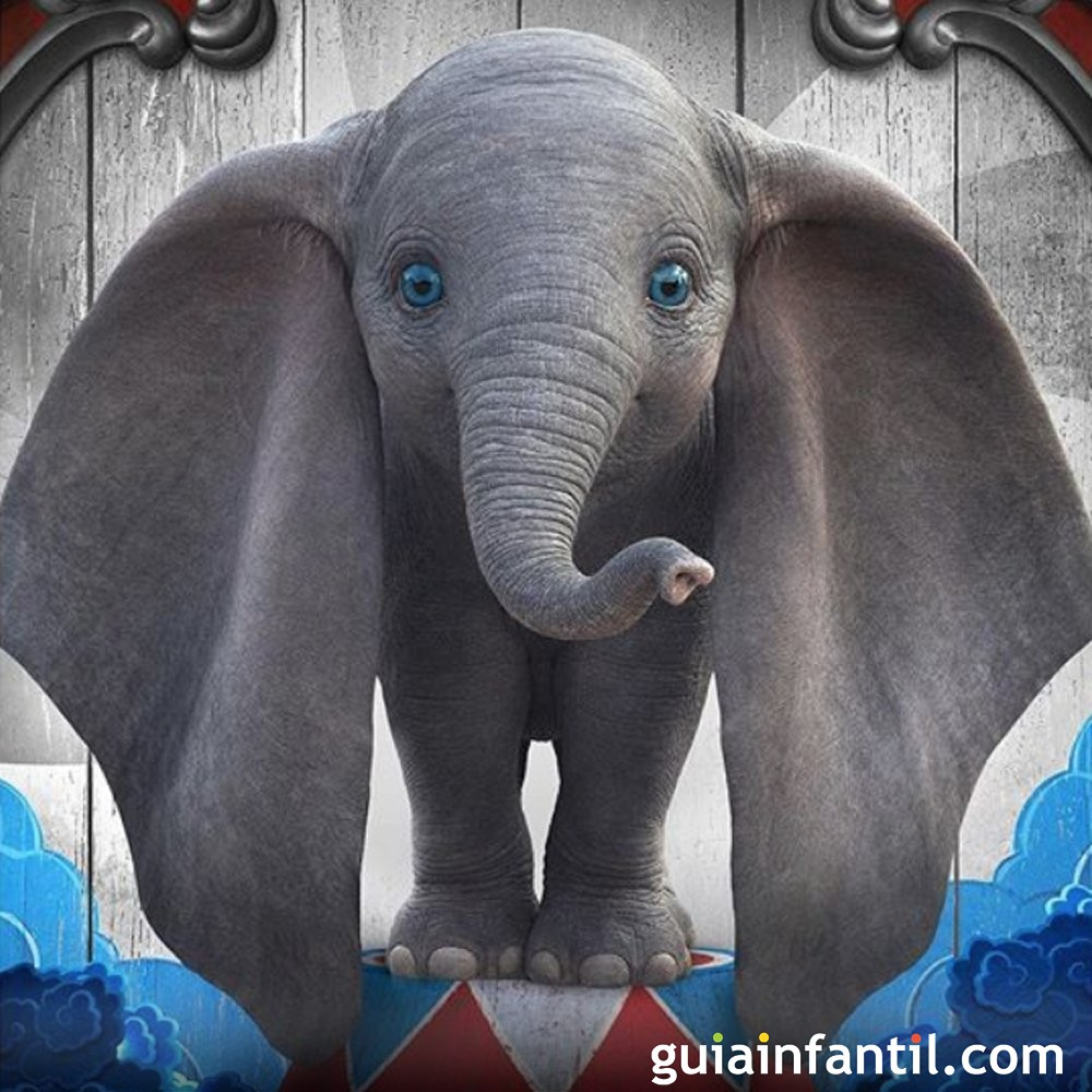 7 Lecciones De Vida Que La Película De Dumbo Enseña A Los Niños