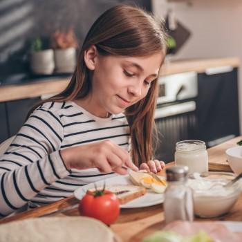 Alimentos para niños con problemas de digestión
