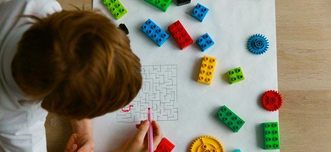 juegos que los niños con dificultad de atención adorarán