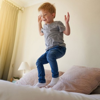 Niño nunca quieto, siempre distraído ¿Hiperactivo?